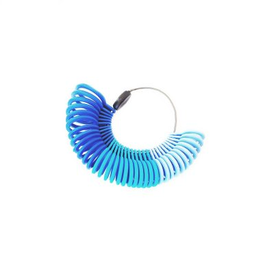 Universal Ring Sizer with white Background